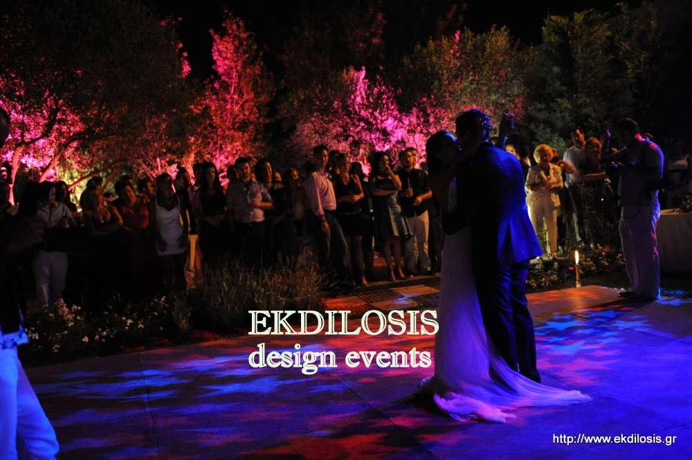 κτήματα στην Θεσσαλονίκη πάρτι γάμου ekdilosis event production