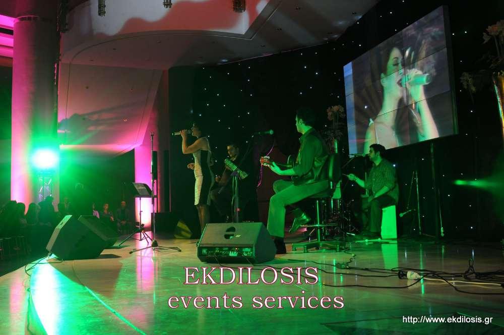 Οργάνωση μουσικής εκδήλωσης,οργανωτής μουσικής εκδήλωσης
