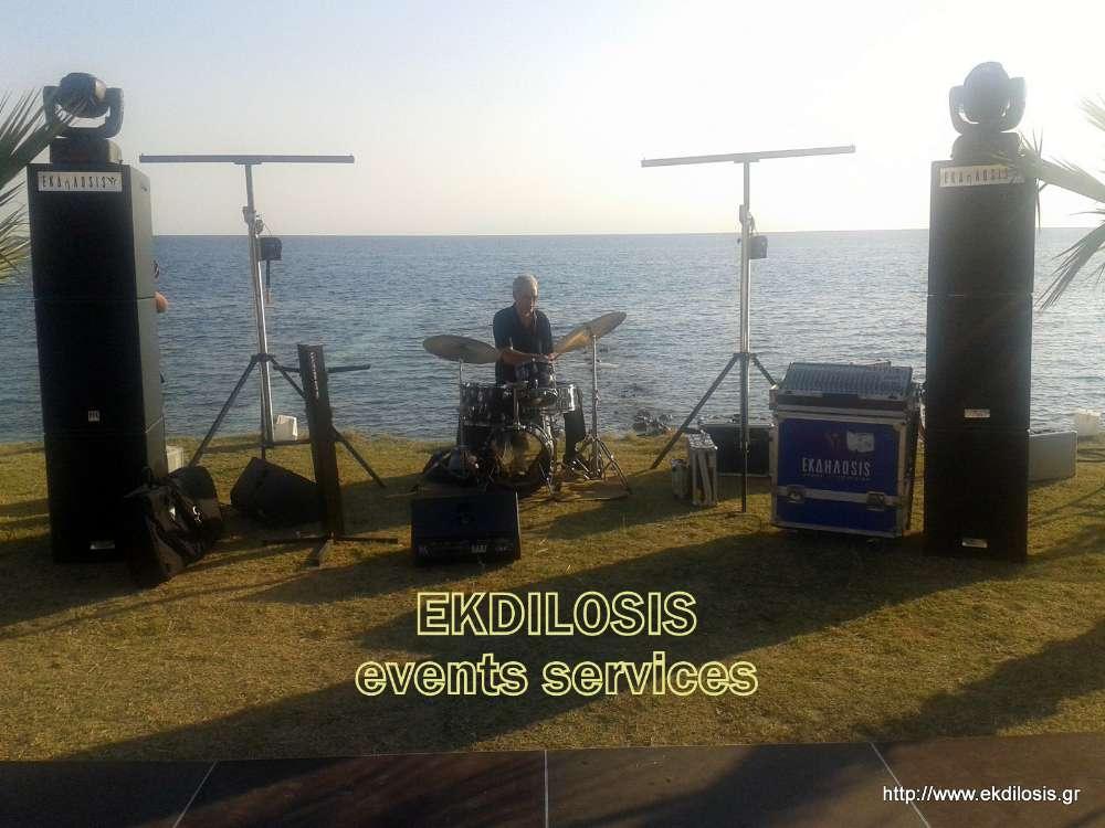 ηχητική εκδηλώσεων