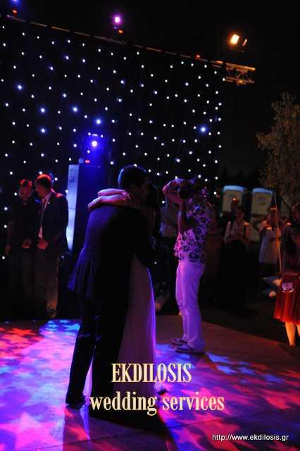 ιδιωτικές εκδηλώσεις φωτισμός