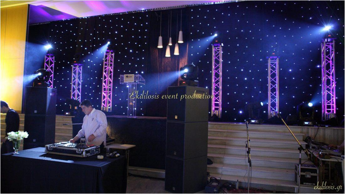 κοινωνικές, εταιρικές εκδηλώσεις & πάρτι με dj από την EKDILOSIS event production
